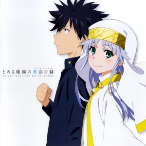 Index OP,ED,IN - Toaru Majutsu no TV Songs 1
